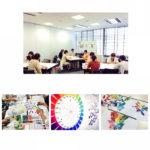 ■【最終回】講座レポート《知って得する色彩・パーソナルカラー》大阪商業大学 カルチャー講座