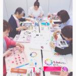 ■みんなでつくる色時間『イロ × イロ 楽しい色彩・パーソナルカラー』大阪商業大学カルチャー講座